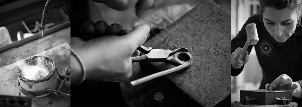 fabrication et création de bijoux sur-mesure