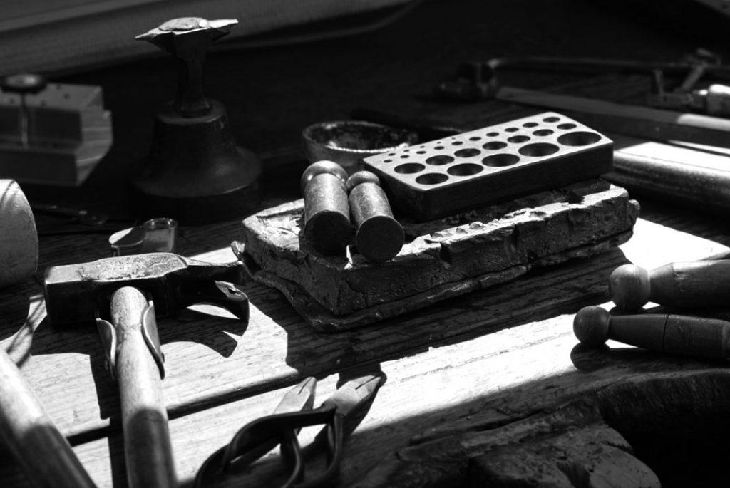 Histoire Atelier Joaillerie Houillon
